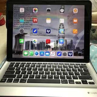 "Logitech Case iPad Pro KB Create Backlit 12.9"" Black (with box)"
