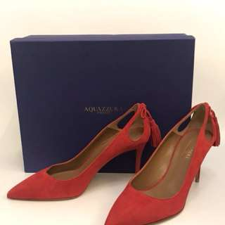 全新Aquazzura Pumps 37.5 原價$5xxx