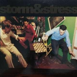 arthlp STORM AND STRESS Storm&Stress 2LP Vinyl Record (Experimental Rock)