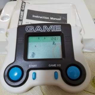 稀有咭片型遊戲機正常操作