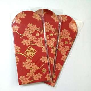 DHL Red Packets (5pcs x 3 packs) + Free Postage
