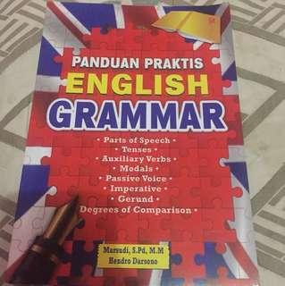 Panduan praktis english grammar