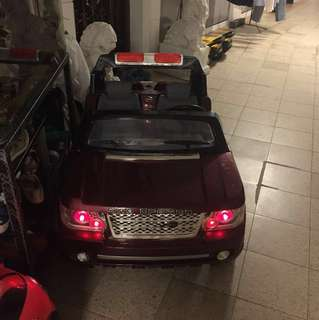 Two seater battery car / electric car