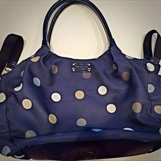 Kate Spade Stevie nylon Diaper Bag