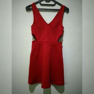 Reprice Divided dress