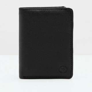 Men Gio Wallet Black