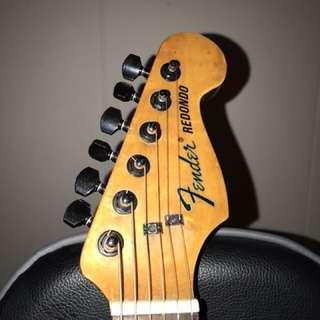 1980s Fender Redondo MIJ