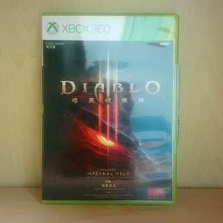 Diablo III / 3 Xbox 360