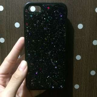 Galaxy black case iphone 5/5s