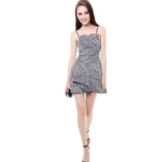 MDS Djohn Dress in Jacquard size M