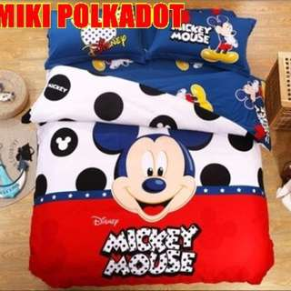 Mickey Bedding Set 1