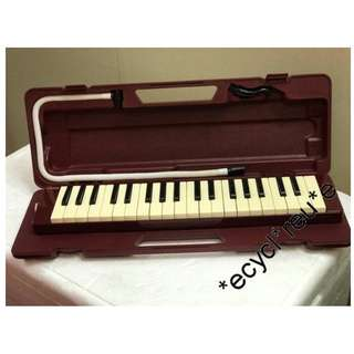 日產 Yamaha Melidion Pianica P-37D 37 Keys Melidion 口風琴