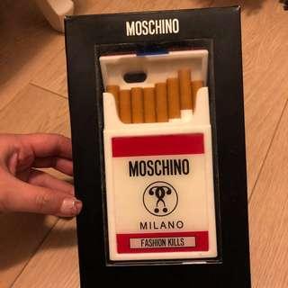 MOSCHINO IPHONE6 CASE