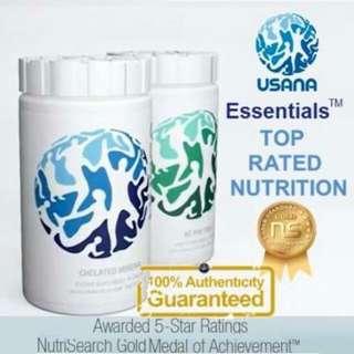 Usana Essentials MegaAntioxidants and Minerals