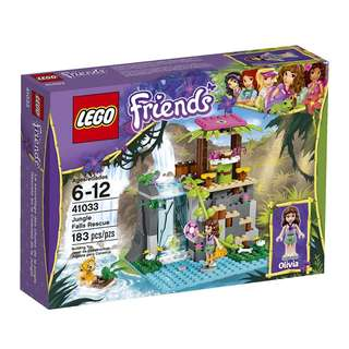 LEGO Friends Jungle Falls Rescue 41033 (Discontinued by manufacturer)