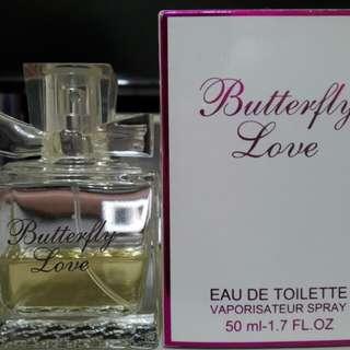 戀愛女士香水