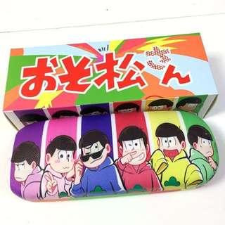 全新 阿松眼鏡盒Osomatsu-Kun 小松先生