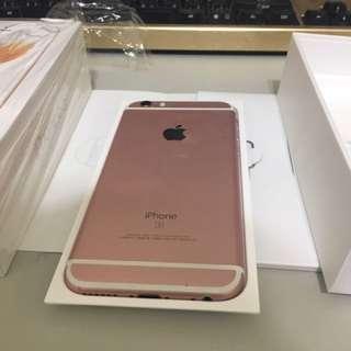 iPhone 6S 64G 玫瑰金(粉紅)