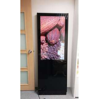 "42"" Floor Stand LCD Advert Player 42"" 高清LCD 座地廣告機"