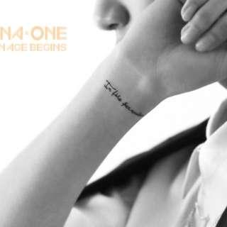 Wanna One三月回歸代簽