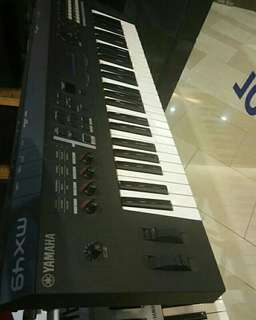 Keyboard mx 49
