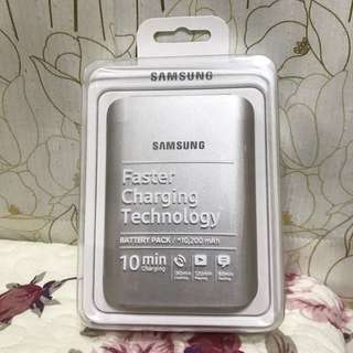 Samsung Fast Charge PowerBank 可叉switch