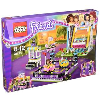 LEGO Friends Amusement Park Bumper Cars Set #41133