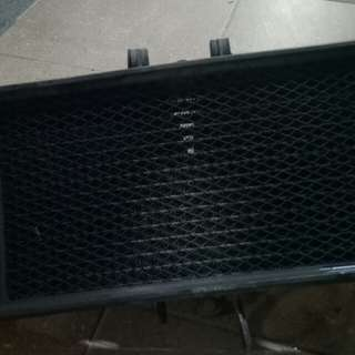 CB400 ver s super 4 superfour Radiator