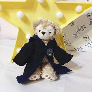 日本環球影城 哈利波特達菲熊吊飾 限量!