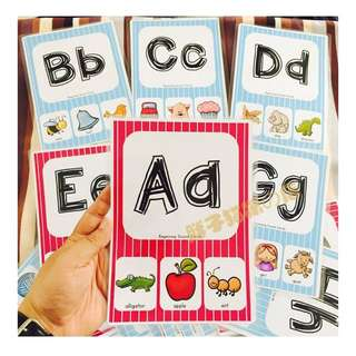 🙂 🌈PHONICS CARDS🌈FLASH CARDS