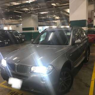 BMW X3 3.0 2007