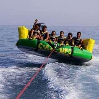 Crazy UFO Towable Banana boat