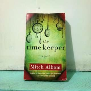 The Time Keeper (by Mitch Albom)