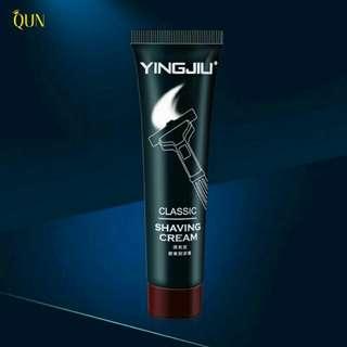 Shaving Cream Foam Beard Shave  Water Retention Deep Clean Men Skin