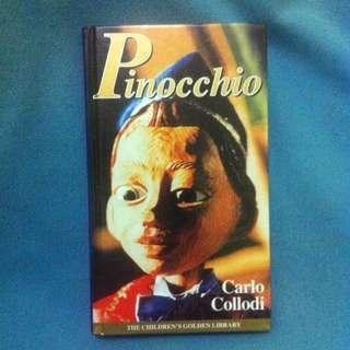 Pinocchio - Carlo Collodi - Pinokio