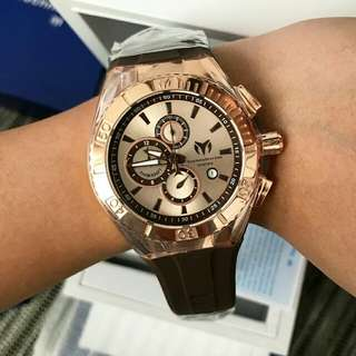 Technomarine Swiss 45mm Chrono