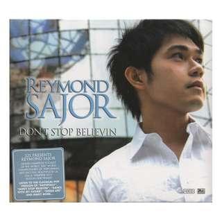 Reymond Sajor: <Don't Stop Believin> 24 Bit / HDCD (Brand New)