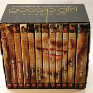 Gossip Girl full book series
