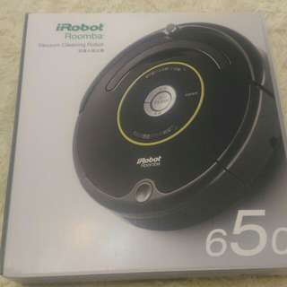 Roomba 650 (Vacuum Cleaning Robot)