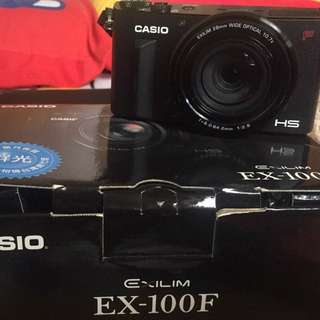 🚚 Casio EX100F