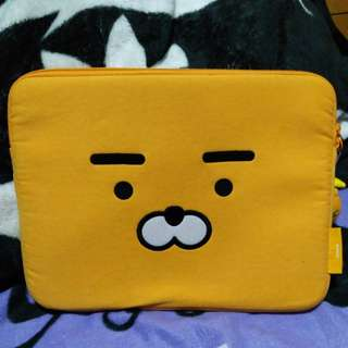 KAKAO FRIENDS RYAN 13吋 laptop case pouch