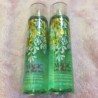 Authentic B&BW Fine Fragrance Mist - Magic in the Air - From 🇨🇦