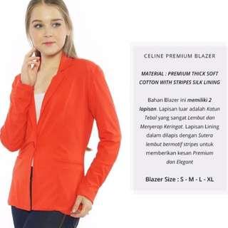 Celine Premium Blazer