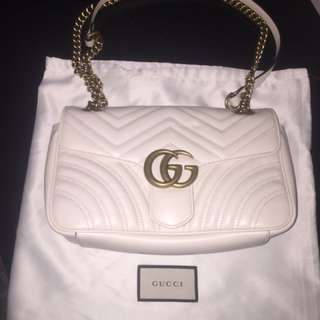 Gucci Marmont women shoulder bag