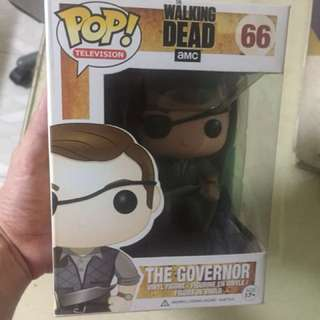 Funko pop The Governor