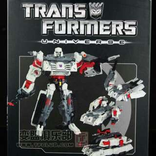 Authentic TRANSFORMERS MEGATRON