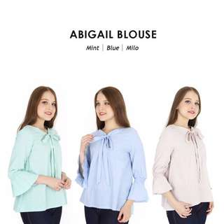 Abigail Blouse