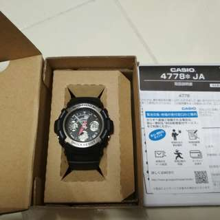 Casio G-shock AW 590