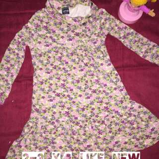 florar dress