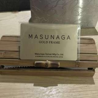 THE MASUNAGA 日本手造 G.M.S. 2013 LIMITED